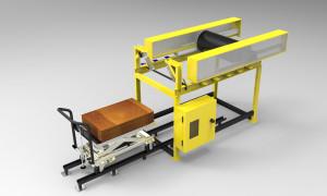 Rubber Sheet Separating Machine