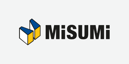 Mechanical standard elements from MISUMI