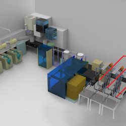 Filling Line Automation