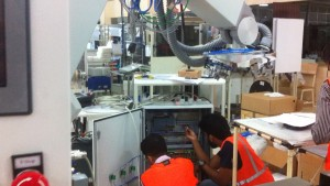 6 Axis Robot Integration