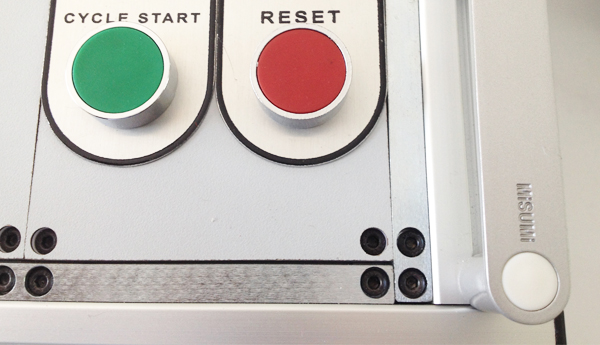 EOL console Inputs