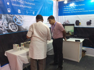 Machine Expo, enProducts represented in Automation Segment.